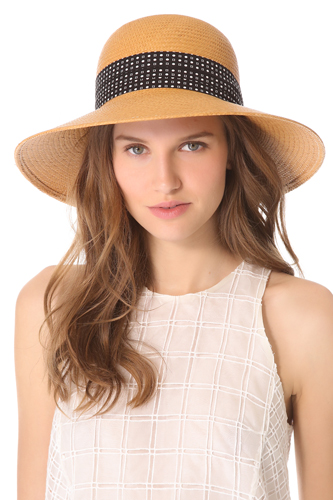 Women Summer Beautiful Hat Photo