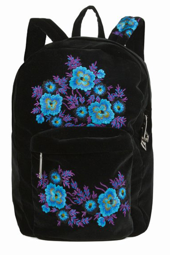 12 Embroidered Pieces Collection 2013 Black Color Bag Wallpaper