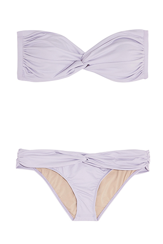 12 Rad Bandeau Bathing Suits to hit the Beach Still Image