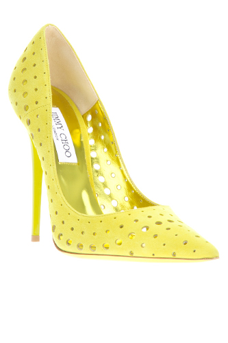 12 Sexy Pairs of Yellow Shoes Photo