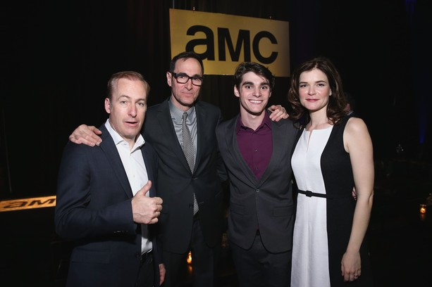 Breaking Bad Season Five Promo Photo