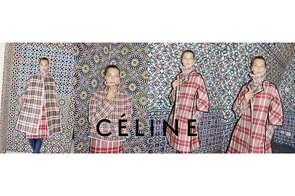 Celine Fall Campaign Collection 2013 Image