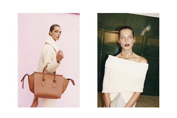 Celine Fall Campaign Collection 2013 Pic