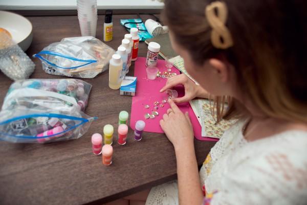 Designer Libby Diament Trade Tricks Image
