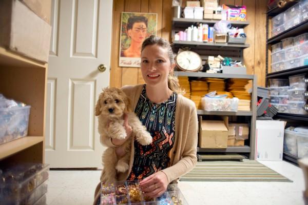 Designer Libby Diament Trade Tricks Still