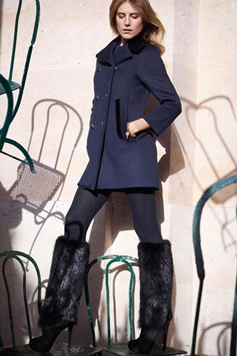 Dree Hemingway Lauches Louis Vuitton Dresses 2013 Picture