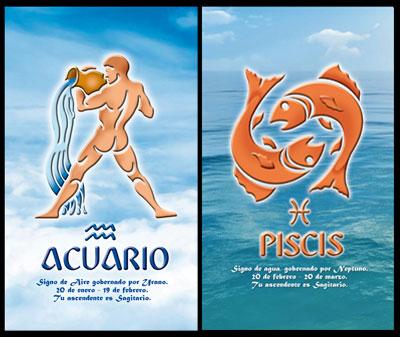 Pisces - Aquarius Compatibility