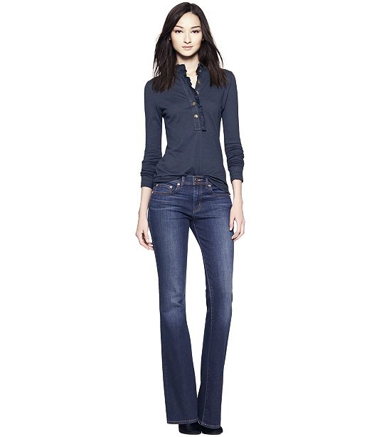 Women Tory Burch Jeans Collection 2013 Image