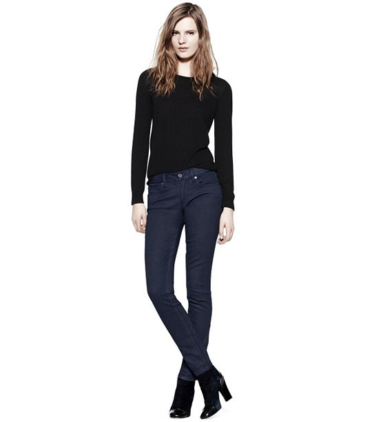 Women Tory Burch Jeans Collection 2013 Jeans Still Image