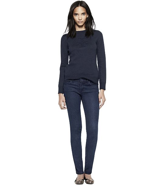 Women Tory Burch Jeans Collection 2013 Beautiful Jeans Photo
