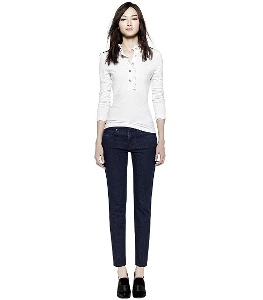 Women Tory Burch Jeans Collection 2013 Stylish Jeans Image
