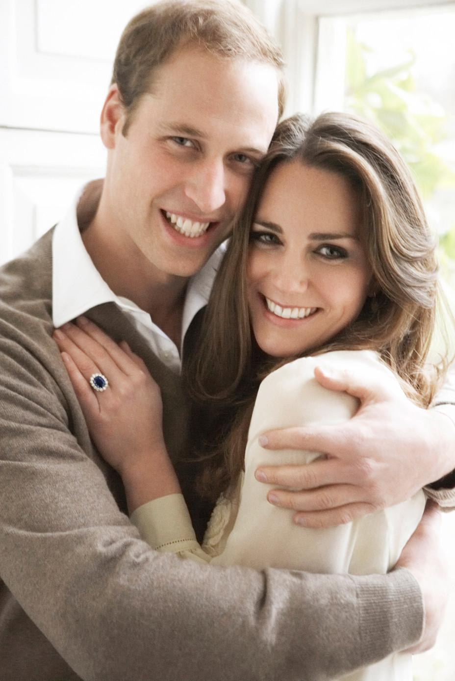 Kate Middleton & Prince William Photo