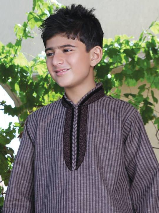 Eden Robe Kids Dresses for Eid ul Fitr 2013 Beautiful Kurta Image