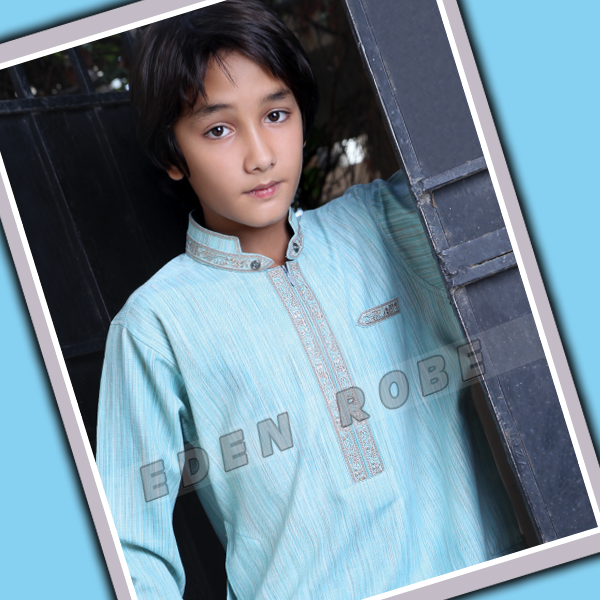 Eden Robe Kids Dresses for Eid ul Fitr 2013 Beautiful Kid Model Dress