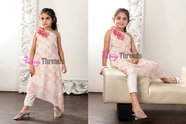 Tiny Threads for the Kids Eid Collection 2013 Image