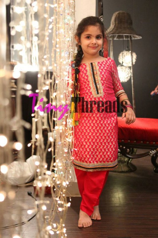 Tiny Threads for the Kids Eid Collection 2013 Photo