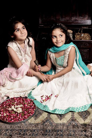Eid Kids Collection 2013 by Zainab Chottani Pic