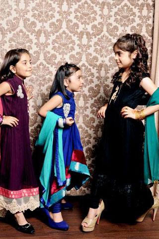 Eid Kids Collection 2013 by Zainab Chottani Picture