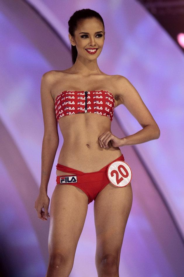 Miss World 2013 Megan Young Hot Bikini Image