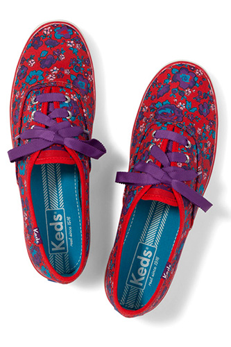 Slip into These Super Comfy Keds and Kick Off those Heels