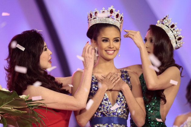 Miss World 2013 Megan Young Picture