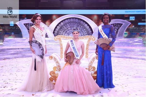 Miss World 2013 Megan Young Photo