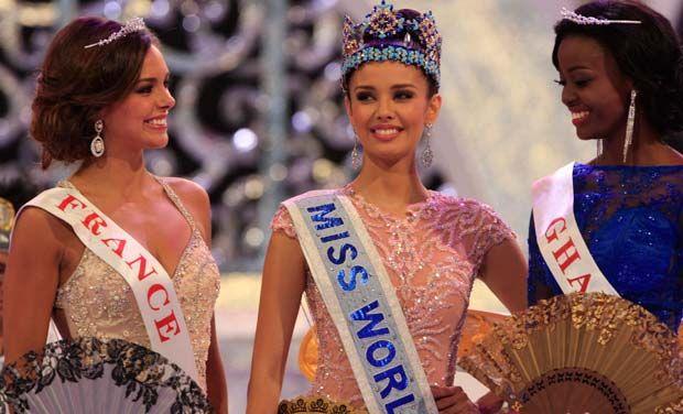 Miss World 2013 Megan Young Image