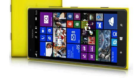 Nokia Lumia 1520 Wallpaper