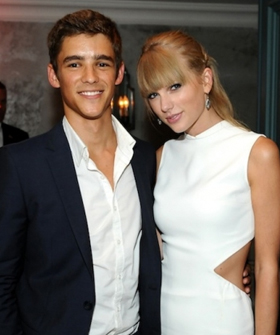 Brenton Thwaites Not A Taylor Swift New Boyfriend