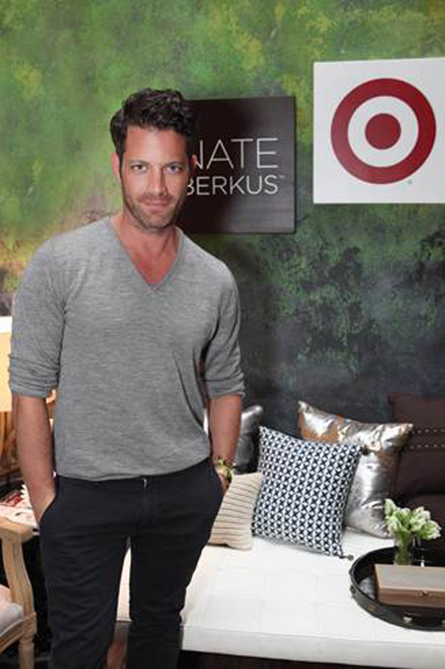 Nate Berkus Target Fall Collection snap