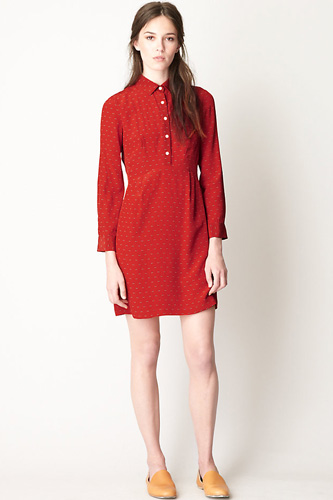 Our obsession with 5 Indie Brand red dress