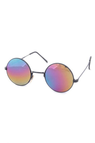 6 Summer Mirrored Sunnies Collection