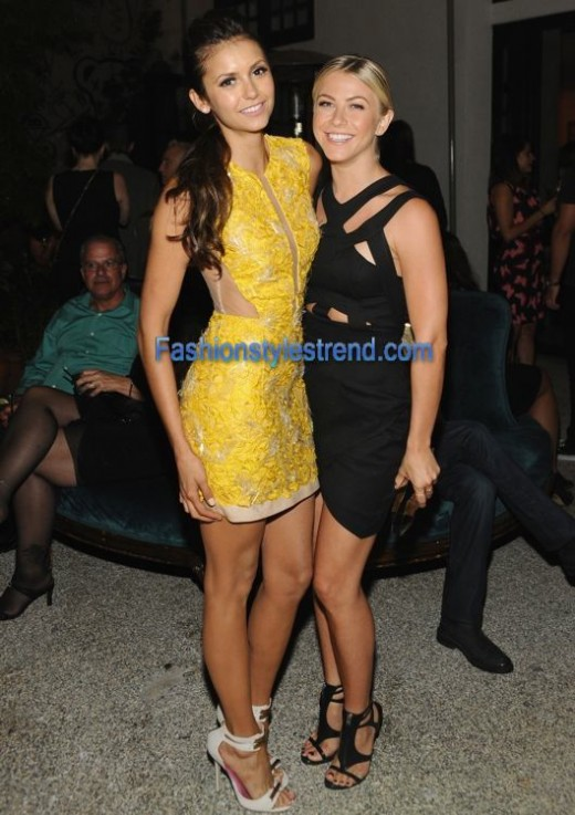 Hollywood 8 Most Stylish BFFS Dresses Girls Night Out
