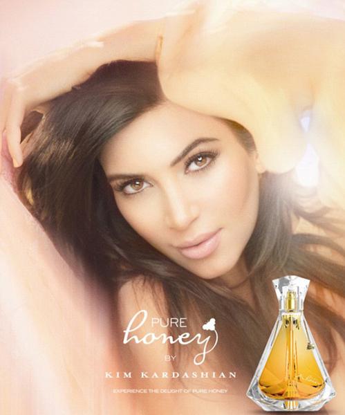 Kim Kardashin Classic Fragrance Cover