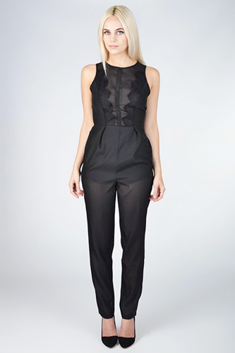 For This Fall 14 Chic Jumpsuits
