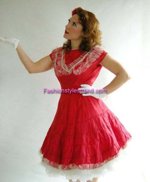 Christmas teen dress fashion style trends