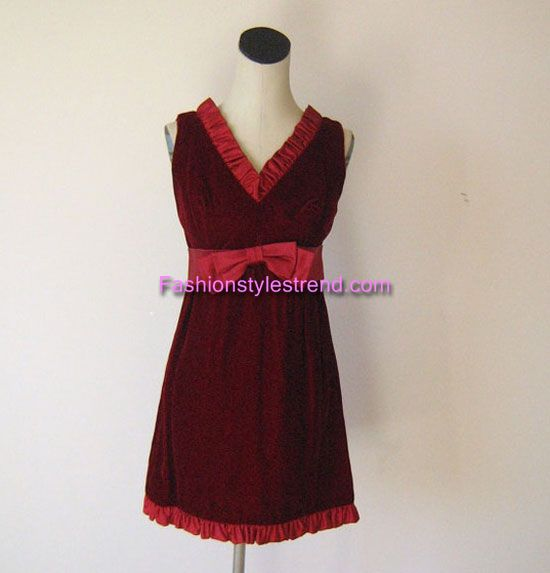 Christmas dresses for women and teen girls fashion style trends 2016