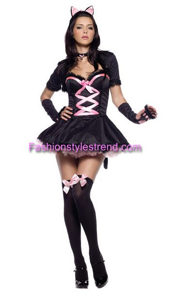Sexy Christmas Costumes Dresses 2013