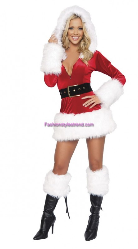 Sexy Christmas Costumes Dresses Collection