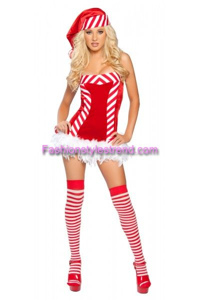 Sexy Christmas Costumes Collection