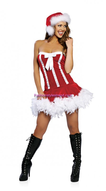 Sexy Christmas Costumes 2013