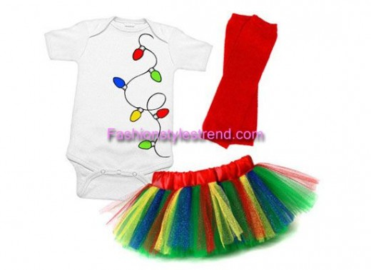 Newborn Christmas Dresses Outfits Fashion Style Trends 2017