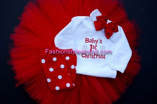 Christmas Dresses Outfits For Baby Fashion Style Trends 2017