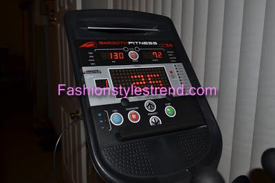 DSC Fitness Test Machine