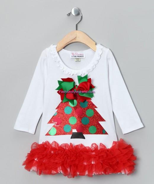 Toddler Christmas Dresses 2013