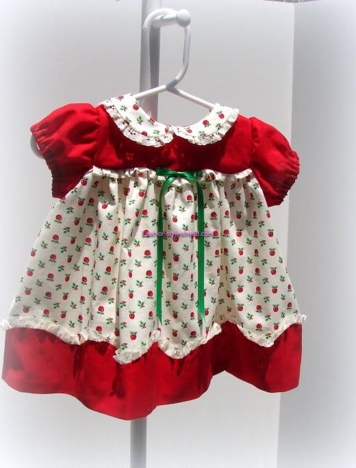 Christmas Dresses for Infant