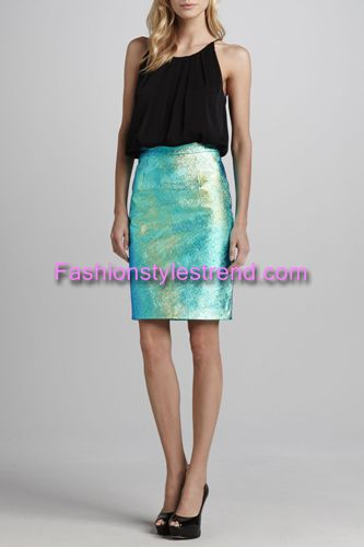 Leather Skirts Fashion Styles 2013