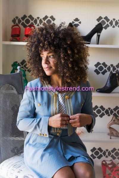 Melissa Burgos Hair Style Trend