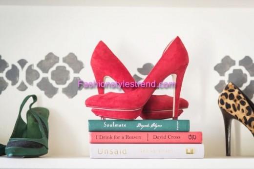 Melissa Burgos Shoes Collection