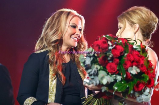 Anastacia Awarded to German GQ's humanitarian award